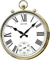 <b>RHYTHM CMG773NR18 Настенные часы</b> Кварцевые цена | pigu.lt