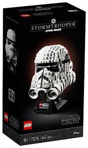 <b>Конструктор LEGO Star Wars</b> 75276 Шлем штурмовика — купить ...