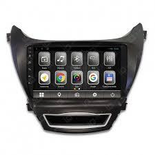 Штатная <b>магнитола IQ Navi TS9-1601PFHD</b> для Hyundai Elantra ...
