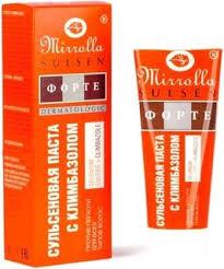 <b>Сульсеновая паста</b> 2% (<b>Mirrolla</b>) купить по низкой цене в ...