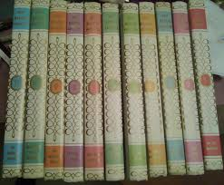 art alchemist my book house altering books for art journals they re called my book house and from my google learnings i have found that this is 11 volumes of a 12 volume set i didn t see volume 12 at the library