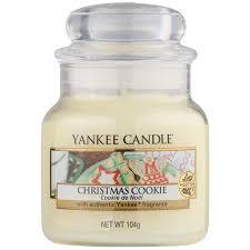 <b>Свеча ароматическая</b> Yankee Candle Рождественское печенье ...