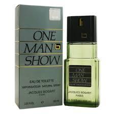 Jacques <b>Bogart One Man Show</b> Men's Fragrances 100 ml | Outlet46 ...