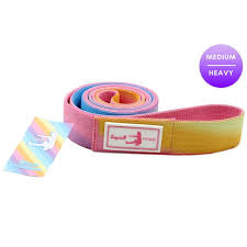 <b>RAINBOW LONG</b> BAND – SuzieB Fitness