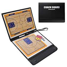 Firelong Basketball Coaches Magnetic Tactic Board ... - Amazon.com
