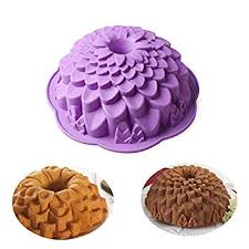 Delidge 3D Baking Silicone Cake Mold, DIY Creative ... - Amazon.com