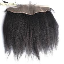 Online Shop <b>Ross Pretty Remy</b> Brazilian <b>Hair</b> Kinky Straight Lace ...