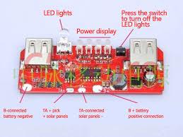 ผลการค้นหารูปภาพสำหรับ power bank solar diy