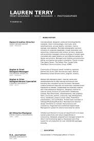 creative director resume samples   visualcv resume samples databaseowner creative director resume samples