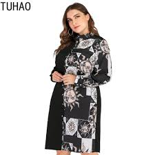 TUHAO 2019 <b>Autumn Large Size</b> 5XL 4XL 3XL Women's Sun ...