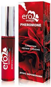 Биоритм <b>Женские духи</b> Erowoman №5 с <b>феромонами</b>, 10 мл ...