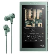 <b>MP3</b>-<b>плеер Sony NW-A55HN</b>, зеленый - купить по цене 21990 руб ...