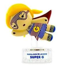 <b>Harajuku Lovers Super G</b> by Gwen Stefani | Women's Perfume | Buy ...