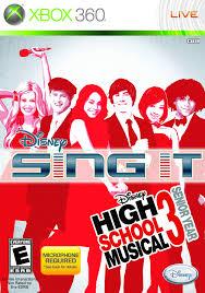 disney sing it high school musical 3 senior year xbox 360 ign