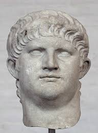 Nero Cláudio César Augusto Germânico (em latim Nero Claudius Cæsar Augustus Germanicus; Anzio, 15 de dezembro de ... - nero-claudio-cesar-augusto-ger