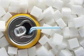 could a sugary drinks tax improve n diets the many popular soft drinks have a high sugar content image istock