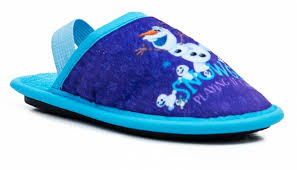 <b>Туфли комнатные для мальчика</b> с рисунком Disney, синие ...