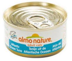 <b>Almo Nature Adult Cat</b> Food Atlantic Tuna