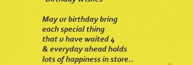 brother birthday poems Archives - Information Nine via Relatably.com
