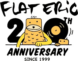 <b>FLAT ERIC</b> SHOP - Meet <b>Flat Eric</b> and his son <b>Flat Eric</b> Junior