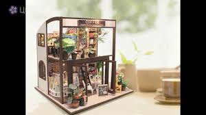 Набор для создания румбокса <b>Coffee House</b> M027 - YouTube