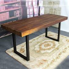 american country wrought iron vintage wood dinette combination of solid wood furniture practical and innovative hotel american country wrought iron vintage desk