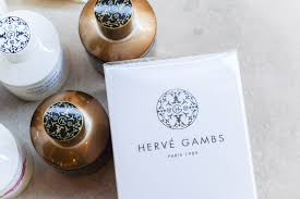 <b>HERVÉ GAMBS</b>: Finest Haute Perfumes from <b>Paris</b> to fall in love with!