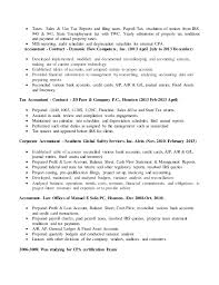 Resume Sales And Use Tax    Taxes  Sales  amp  Use Tax