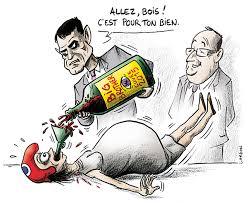 """Résultat de recherche d'images pour """"dessins humoristiques obama hollande syrie"""""""