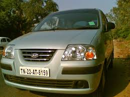 my academic space my first car the santro xo