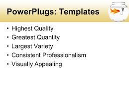 powerpoint template goldfish in fishbowl fishing hook in powerpoint template services business marketing print slide