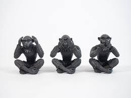 <b>Набор из 3-х</b> обезьян - Парадиз-Декор