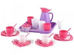 Купить <b>Набор посуды Полесье</b> Алиса 40657 по низкой цене в ...