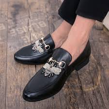 2018 New Arrival <b>Men'S Loafers</b> Party Wedding <b>Shoes Europe Style</b> ...