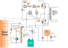 component  inverter schematic diagram  how to build a kva    how to make a solar inverter circuit electronic projects ccfl schematic diagram solarinverterci  full