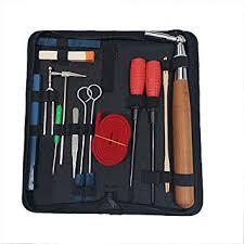 <b>Piano Tuning Kit</b> 16pcs Professional <b>Tools</b> Set <b>Accessories</b> include ...