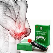 White Tiger <b>Oil Rheumatic</b> Pain Leg Pain Frozen Shoulder Pain ...