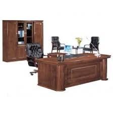 modern stylish design large size 2m wooden office boss desk big office desks