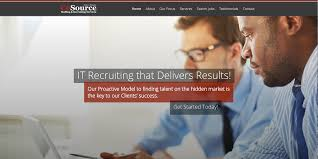 cosource staffing recruiting services recruiters websites