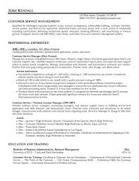 Assistant Manager Resume Examples  receptionist resume examples     Customer Service Manager Resume Template   service manager resume