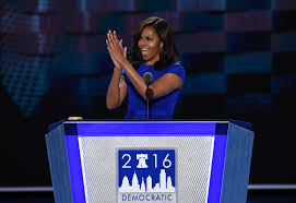 Image result for michelle obama DNC speech