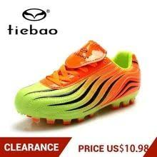 <b>Clearance</b>! <b>TIEBAO Children Football</b> Boots Kids Soccer Shoes ...
