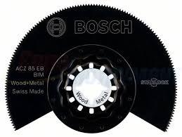 Сегментированный <b>пильный</b> диск <b>Bosch</b> BIM ACZ 85 EB Wood ...