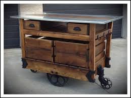 leaf kitchen cart: wooden kitchen island carts rustic kithcen island cart wooden kitchen island carts