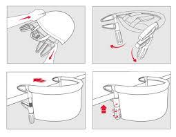 <b>Подвесной стульчик для кормления</b> Phil and Teds Lobster (Фил ...