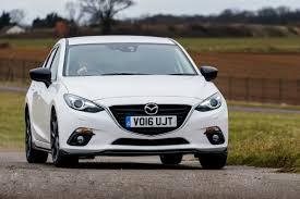 Black Mazda 3 Mazda 3 Sport Black 2016 Review Auto Express