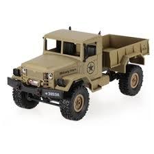 «<b>Радиоуправляемый военный</b> грузовик <b>HENG LONG</b> Rock ...