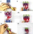 Видео плетение фигурок из резинок по русски
