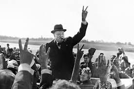 When Churchill mixed Swiss business and pleasure - SWI swissinfo.ch