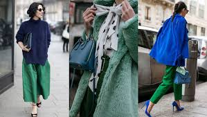Yes! You Can Wear <b>Green</b> and <b>Blue</b> Together and Look Incredibly ...